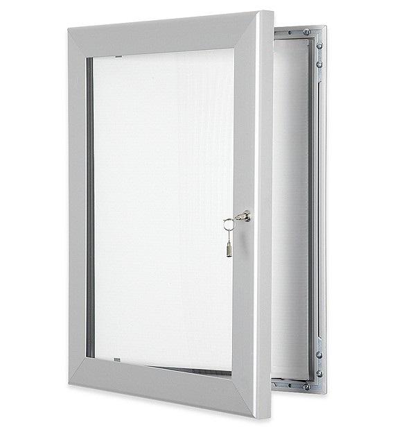 Locking Poster Display Case
